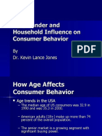 Gender and Household Influence on Consumer Behavior 1225346001155063 9