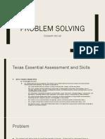 problem solving-elizabethmccall