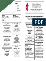St Andrews Bulletin 063019