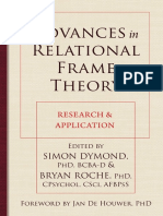 Dymond, S., Roche, B. (2013)- Advances in Relational Frame Theory.pdf