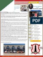 2019 07 1 Boletín Vol 3 107 Expectativas Para La Misión Cdmx Norte