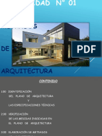 001 Clase Metrados-Arquitectura