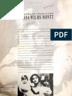 Una Hora de Charla Con Teresa Wilms Montt (2)