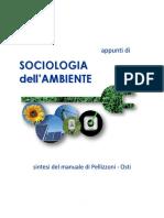 Appunti Di Sociologia Dell Ambiente Pell