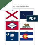 Bandera de Los Estados De