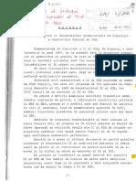 Protocol Comitet Executiv CC PCR 1966