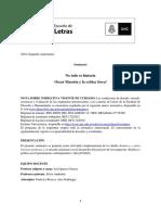 Seminario Estética (2018) - Masotta