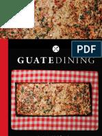Colaboración en la revista Guatedining - Edición 48 - Abril 2019