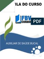 Apostila Introducao a Saude Bucal