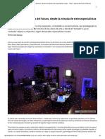 Cómo Serán Los Museos Del Futuro, Desde La Mirada de Siete Especialistas Locales - Télam - Agencia Nacional de Noticias