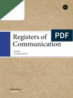 Calcos lingüísticos y lraseológicos en el lenguaje audiovisual