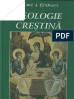 Teologie Crestina - Millard J Erickson