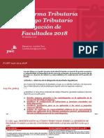 Modificaciones Tributarias Reforma 2018 Codigo Tributario