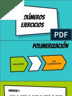 Ingenieria de Materiales Polimeros Ejercicios