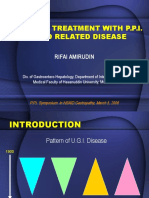 Empirical Treatment With PPI in Acid Related Disease