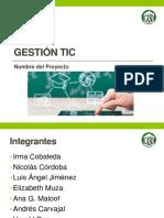 Gestión Tic
