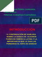 Danza en Latinoamerica