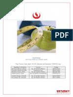 Grupo Food Fitness - Direccion de Empresas