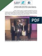Nota de Prensa UK en Cajamarca