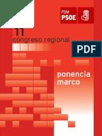 11 Congreso PSM ponencia marco