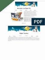 Examen de diseño web
