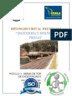 Plan de Trabajo Virtual Presas - Ing. Julio Rodriguez