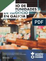 Resumen Ejecutivo Estudio Oportunidades Negocio Galicia