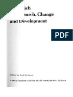 ILLICH, Ivan (1970) The Church, Change and Development.PDF