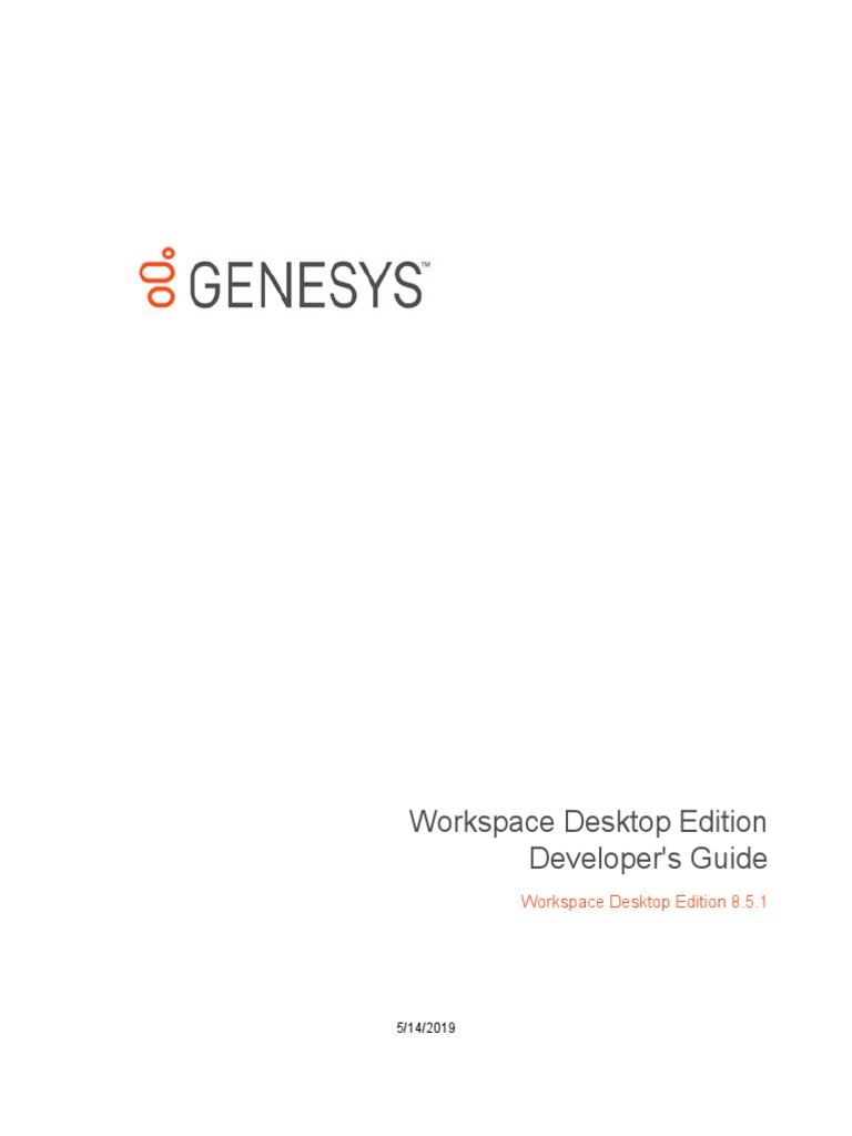 En IW 8 5 1 Developer Book | Desktop Environment | Application