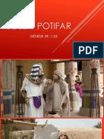 José y Potifar