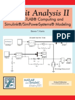 Circuit Analysis ii using MATLAB & Simulation