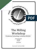 Milling Report