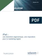 Focus Solucom - l'iPad