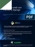 Proyecto Web Con Python y Django