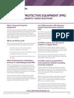 FAQ_PPE
