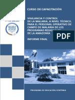 INFORME FINAL CAPACITACION MALARIA.pdf