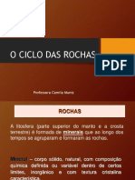Ciclo Das Rochas 6º Ano
