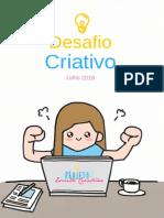 Desafio Criativo Julho