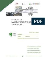 Manual Tesco Laboratorio Integral I CORRIGIENDO