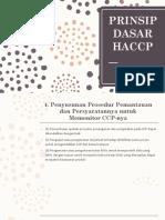 7 Prinsip Dasar HACCP (4-7)