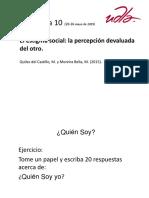 S10-El Estigma Social