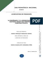 Tesis- La enseñanza  y el aprendizaje de la historia desde una perspectiva constructivista.pdf