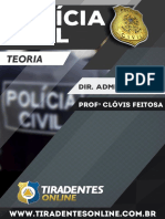 PDF Clovisfeitosa Direitoadministrativo Policiacivil Teoria