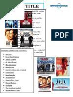 Working Title Fact Sheet