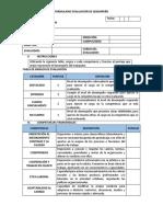 Formato Evaluacion Personal