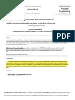 Gradkowski, 2016- Interacción de La Sub-base Planar Geotextil de Refuerzo de Carreterasli