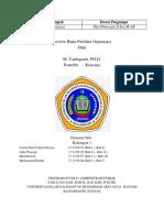 Perilaku Organisasi - Fika Fibriyanti, S.sos, M.ap