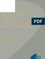 Europe's Fight Against Human Trafficking