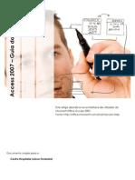 Guia Para a Interface de Utilizador Do Access 2007
