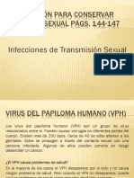 Prevención Para Conservar La Salud Sexual Págs